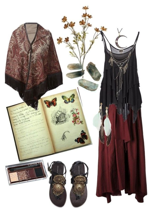 Womens Wiccan Clothing