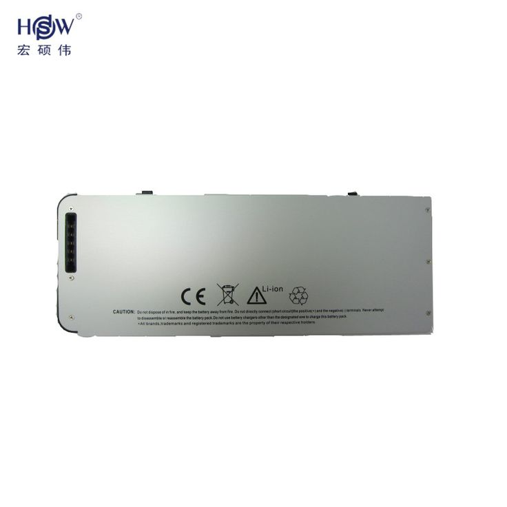 """HSW rechargeable battery for APPLE FOR MacBook 13.3"""" Aluminum Unibody MB466LL/A MB467LL/A  MB771LL/A MB467CH/A MB467J/A bateria #Affiliate"""