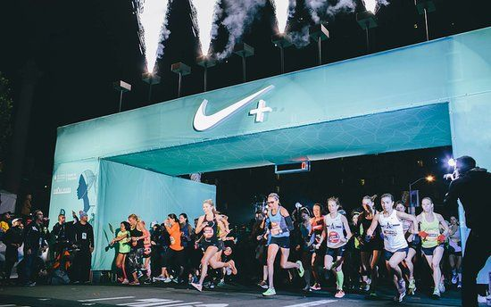 Snag Your Own Tiffany Necklace: Nike Women's Marathon Tips.. #BucketList