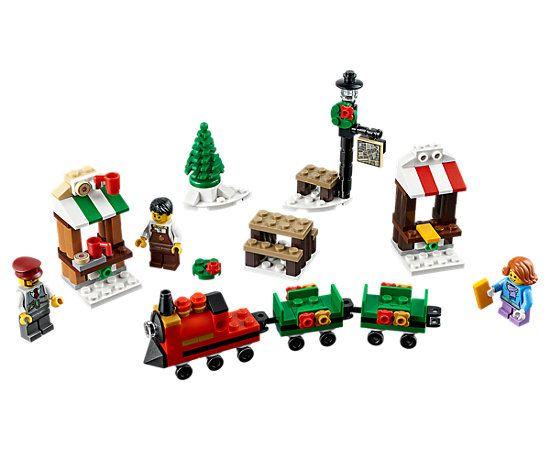 LEGO® Christmas Train Ride - 40262   LEGO Shop