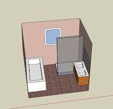 Plus de 1000 id es propos de maison salle de bain sur pinterest petites - Douche italienne petite surface ...
