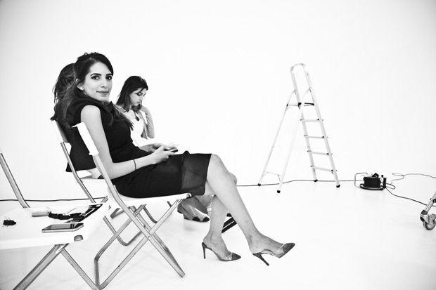 ESTA DISEÑADORA QUIERE CAMBIAR EL MUNDO DE LA MODA EN EL MEDIO ORIENTE #Fashion #MayaDiab #HaifaWehbe #NancyAjram #Saudí #RazanAlazzouni #Dubai #Vogue