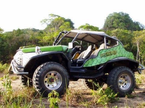 The Iguana Off Road Vehicle
