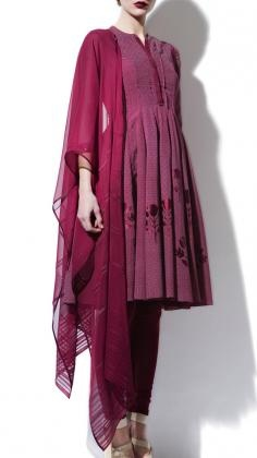 Salwar Kameez, Salwar Suits | Strandofsilk.com - Indian Designers