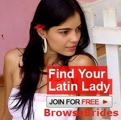 Looking for a Latin bride? Browse Latina girls for marriage dating! Find 1000s