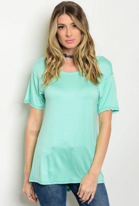 Mint Shirt