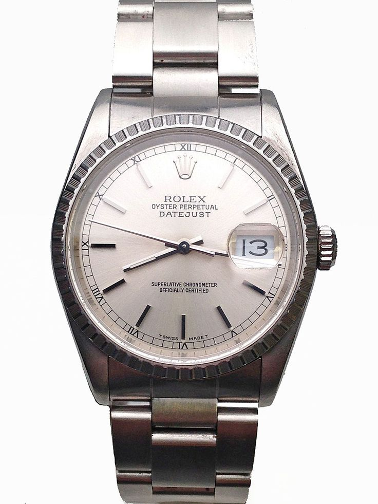 Lippa's Estate and Fine Jewelry - Stainless Steel Mens Rolex Datejust , $3,495.00 (http://lippas.com/stainless-steel-mens-rolex-datejust/)