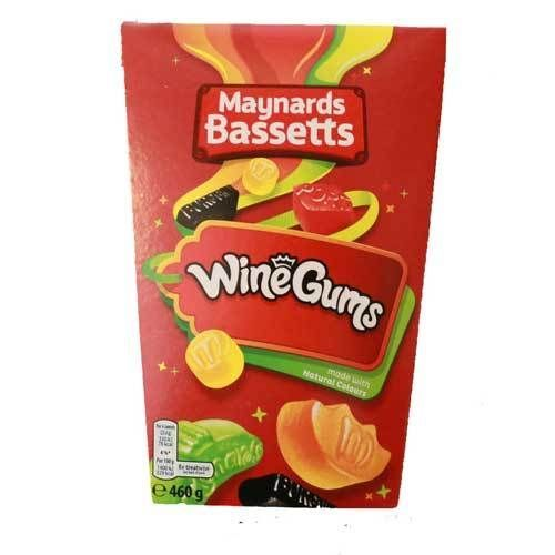 Maynards Wine Gums Carton (400g / 14oz)