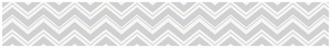 Turquoise and Gray Chevron Zig Zag Baby and Kids Modern Wall Border by Sweet Jojo Designs
