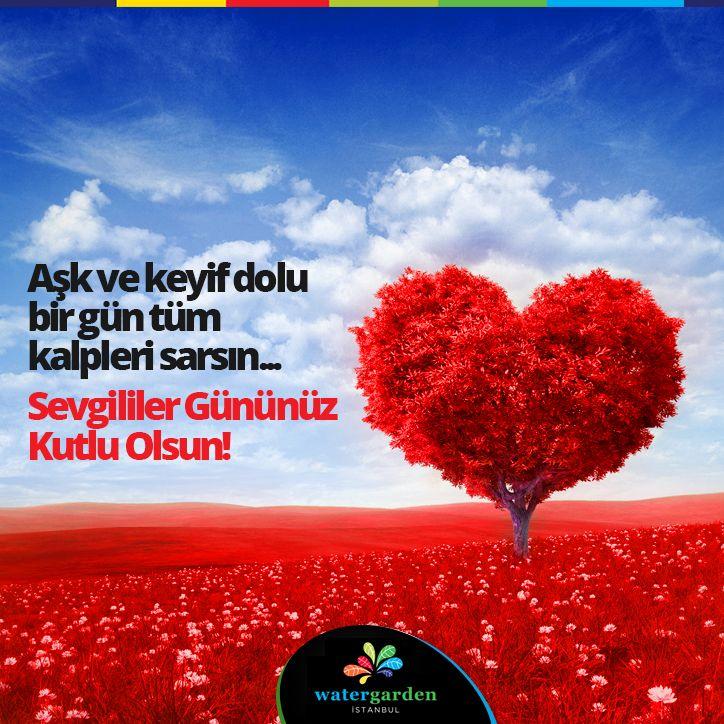 Aşk ve keyif dolu bir gün tüm kalpleri sarsın... Sevgililer Gününüz Kutlu Olsun!