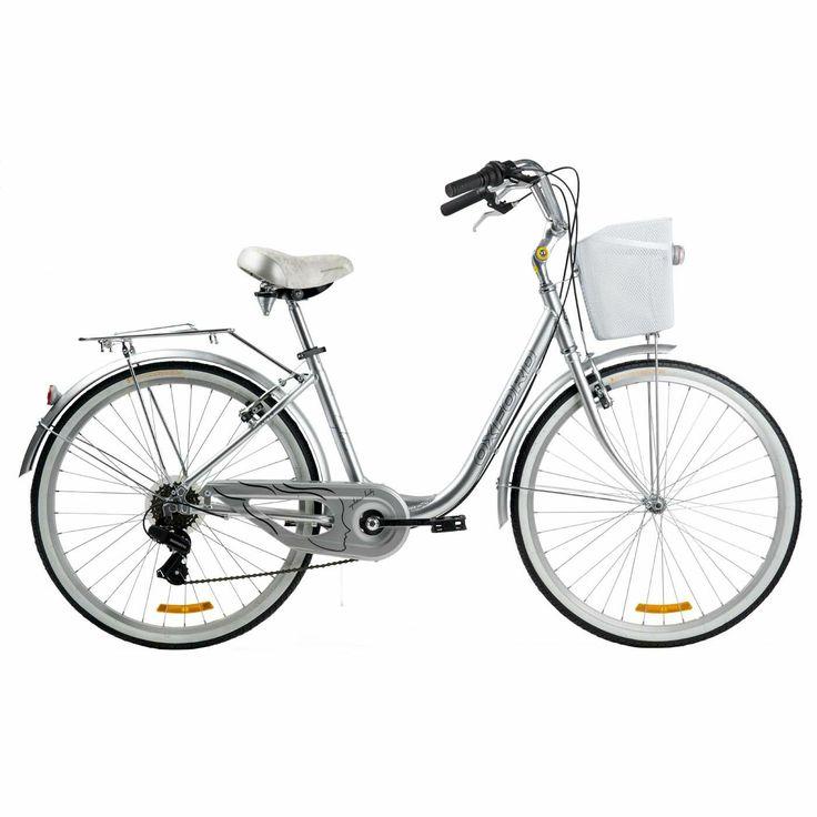 Cyclotour Al. Oxford.