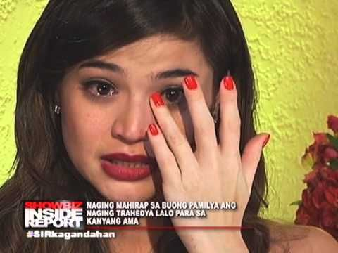 Anne Curtis talks about sister's death