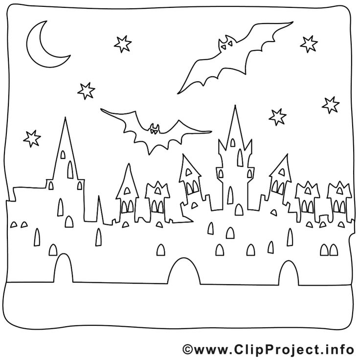 ausmalbilder zum ausdrucken f r halloween: halloween