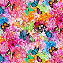 Vlinders fantasie gordijnen