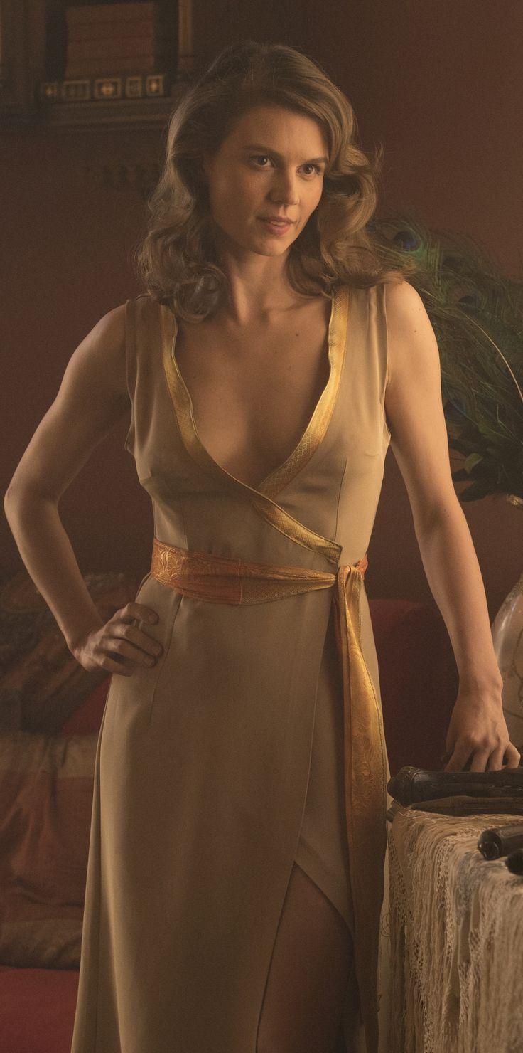 Katja Herbers as Emily aka Grace in Westworld (2018) (950