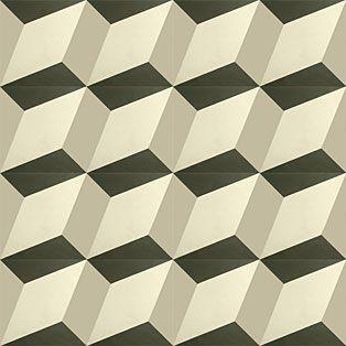VN Gris 09 Portugese cementtegel van Designtegels.nl