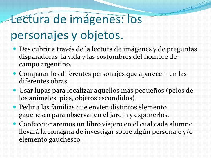 Lectura de imágenes: el cielo<br />Observar la diversidad de los cielos de Molina Campos realizando diferentes preguntas d...
