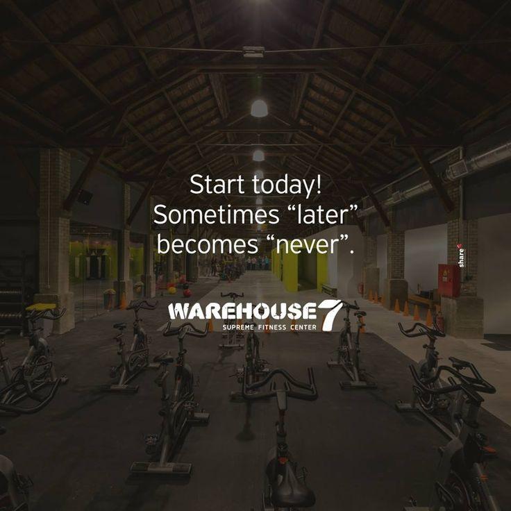 WAREHOUSE 7 Supreme Fitness Center στην πόλη Θεσσαλονίκη, Θεσσαλονίκη