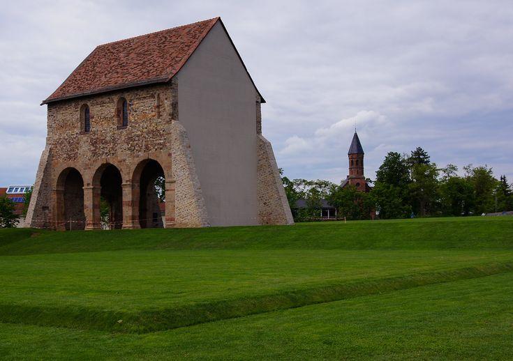 Kloster Lorsch und Kirche