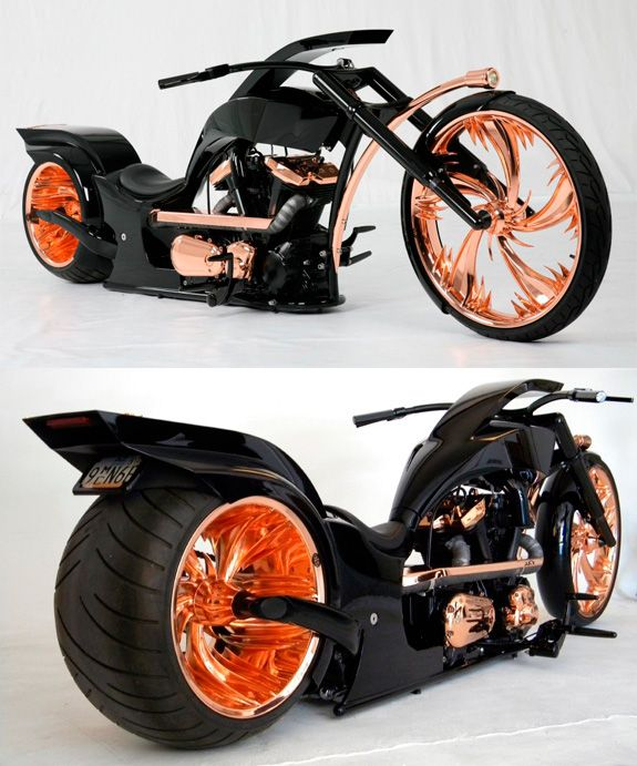 Nitemare Custom Bike by Ben Beck repinned by www.BlickeDeeler.de