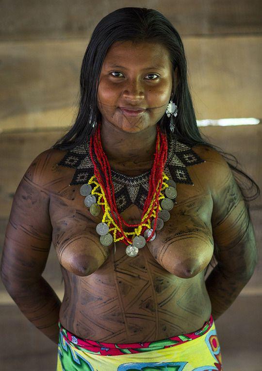 Have american tribal women nude