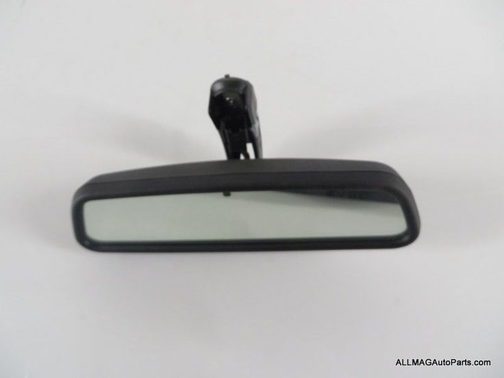 2003-2005 Range Rover Interior Rear View Mirror w/ Homelink 36 CTB000051 HSE L322