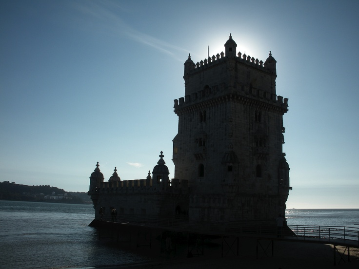 Lisbon- Portugal: A part of my soul remained there on the shore of that ocean