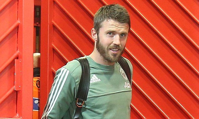 Michael Carrick agrees to join Man United coaching team