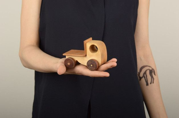 Holzspielzeug - Spielzeug aus Holz handgefertigt Holzspielzeug Öko - ein Designerstück von Koala2015_ bei DaWanda