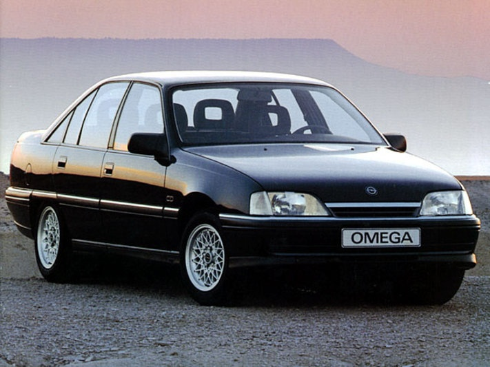 Opel Omega auto nr 7