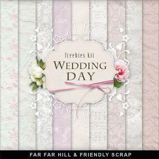 Scrapbooking TammyTags -- TT - Designer - Far Far Hill,  TT - Item - Kit or Collection, TT - Style - Mini Kit, TT - Kit Name - Wedding Day