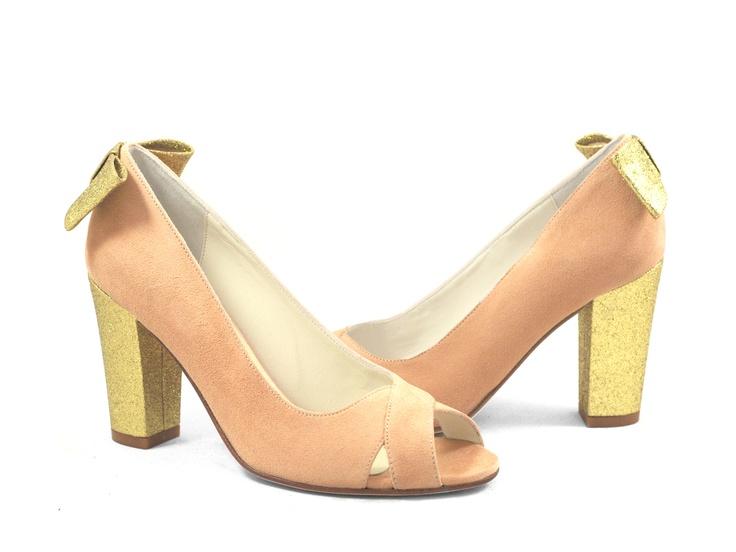 Escarpin bout rond | Dessine-moi un soulier : chaussures personnalisées