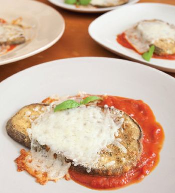 Kate Gosselin's Splendid Eggplant Parmesan - I gotta try this!