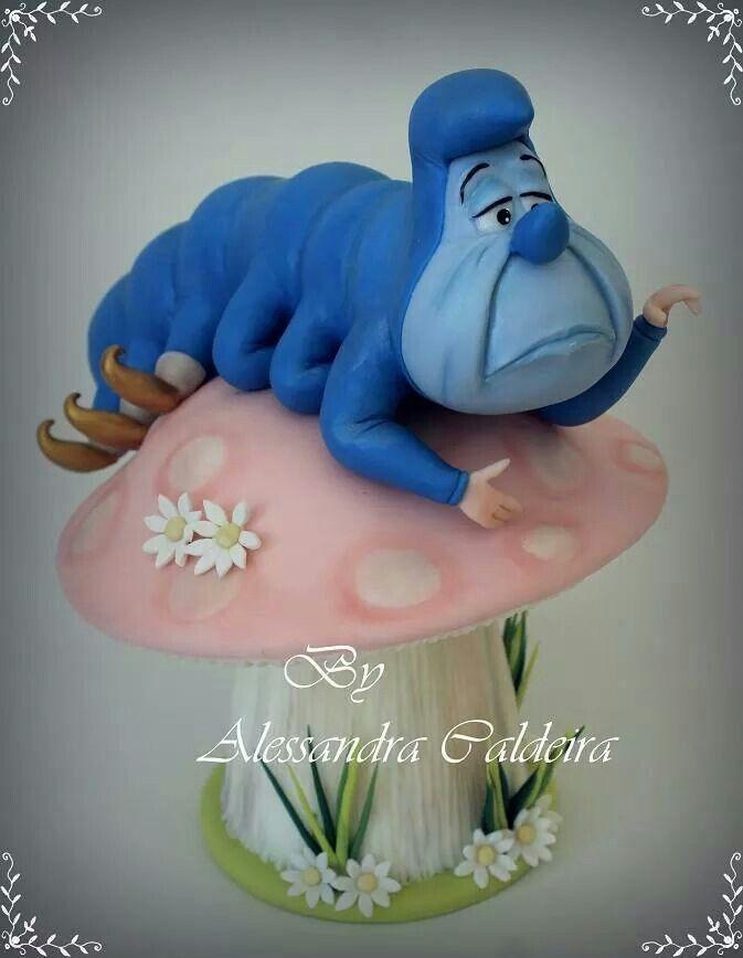 Alice in Wonderland Caterpillar