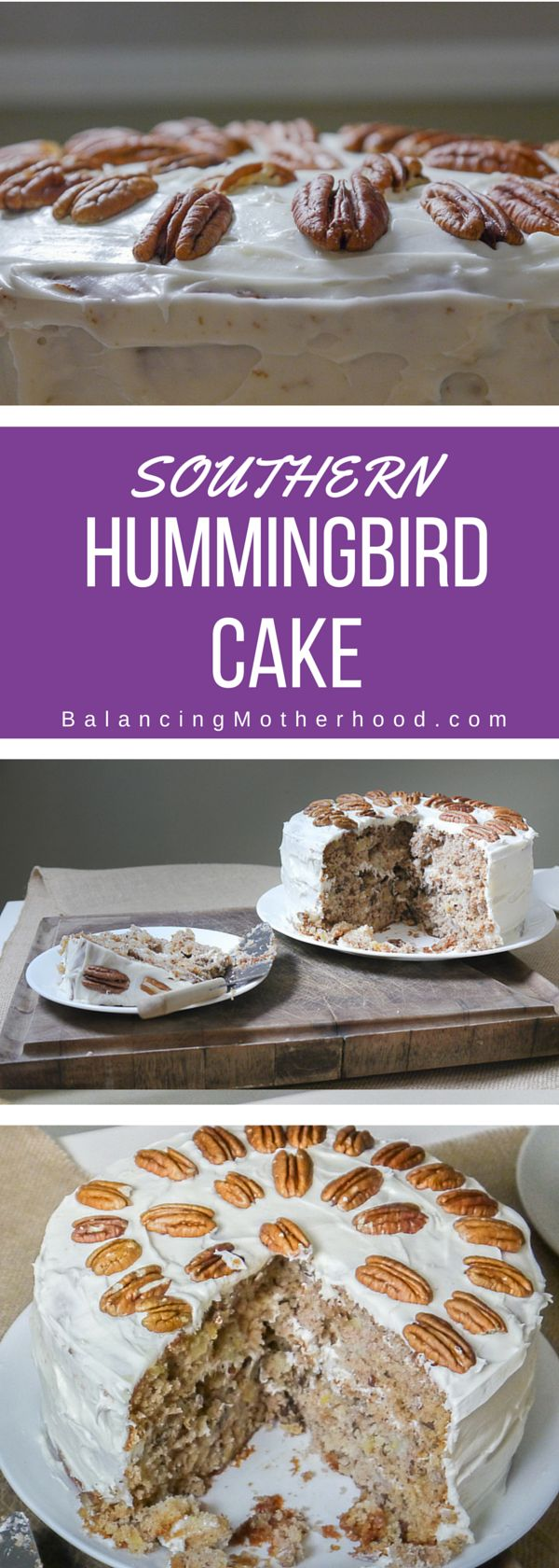 Southern Living's most requested recipe EVER is this southern Hummingbird Cake. Moist and delicious, it's really easy to make and a total winner! Get the recipe.