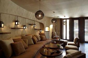 Lounge at the Evason Ma'In hot Springs - Dead Sea - Jordan