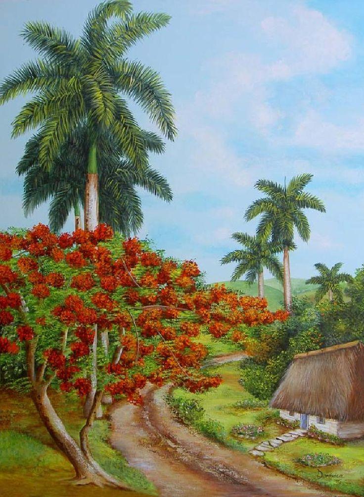 Тропический рай. Dominica Alcantara. Обсуждение на LiveInternet - Российский Сервис Онлайн-Дневников