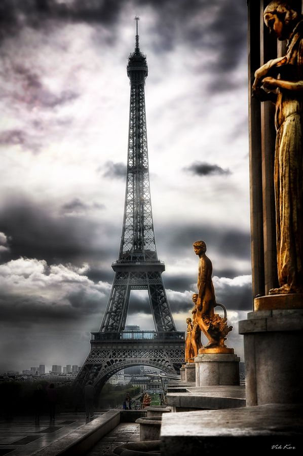 View like no other - Paris, France