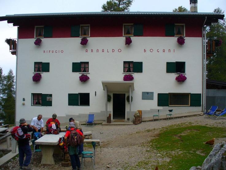 Rifugio Bogani - Grigna