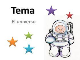 Menta Más Chocolate - RECURSOS y ACTIVIDADES PARA EDUCACIÓN INFANTIL: Proyecto: EL UNIVERSO