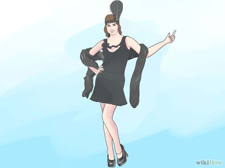 http://m.wikihow.com/Be-a-Flapper-Girl