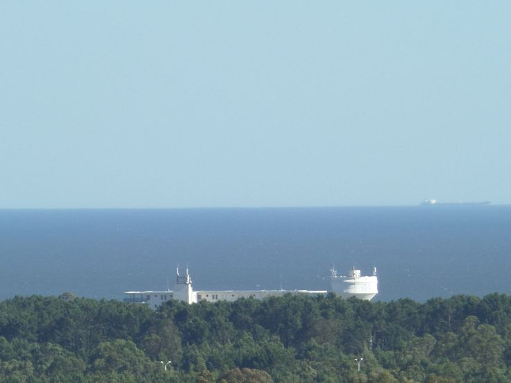 Vista desde la torre del Santuario - La Floresta.