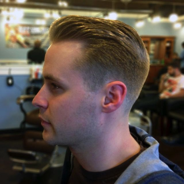Best Fade And Taper Images On Pinterest Hair Cut Mens Cuts - Army cutting hairstyle