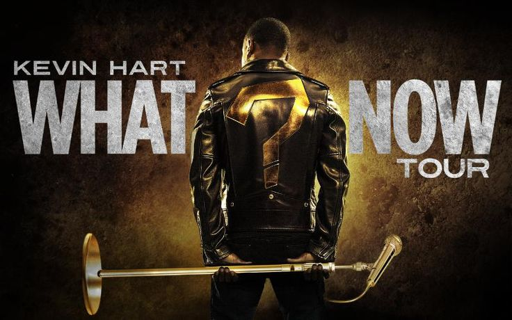 """Kevin Hart's """"What Now? Tour"""" Will Be the Biggest Comedy Show in History"""