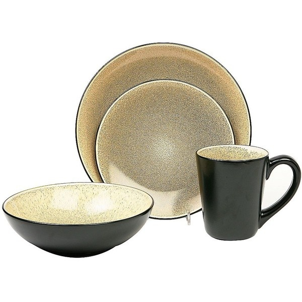 Simplicity 16 Piece Dinnerware Set Jcpenney Via Polyvore
