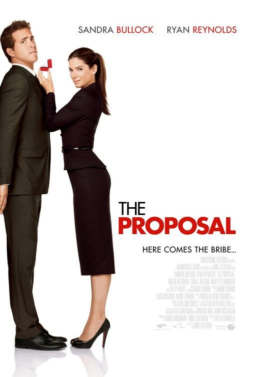 """The Proposal"" Loved this romantic comedy... my favorite genre..."