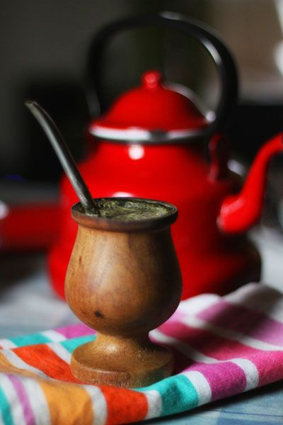LIVING IN ARGENTINA: Advice for the Mate-Mystified. (Photo by Daniel Horacio Agostini)