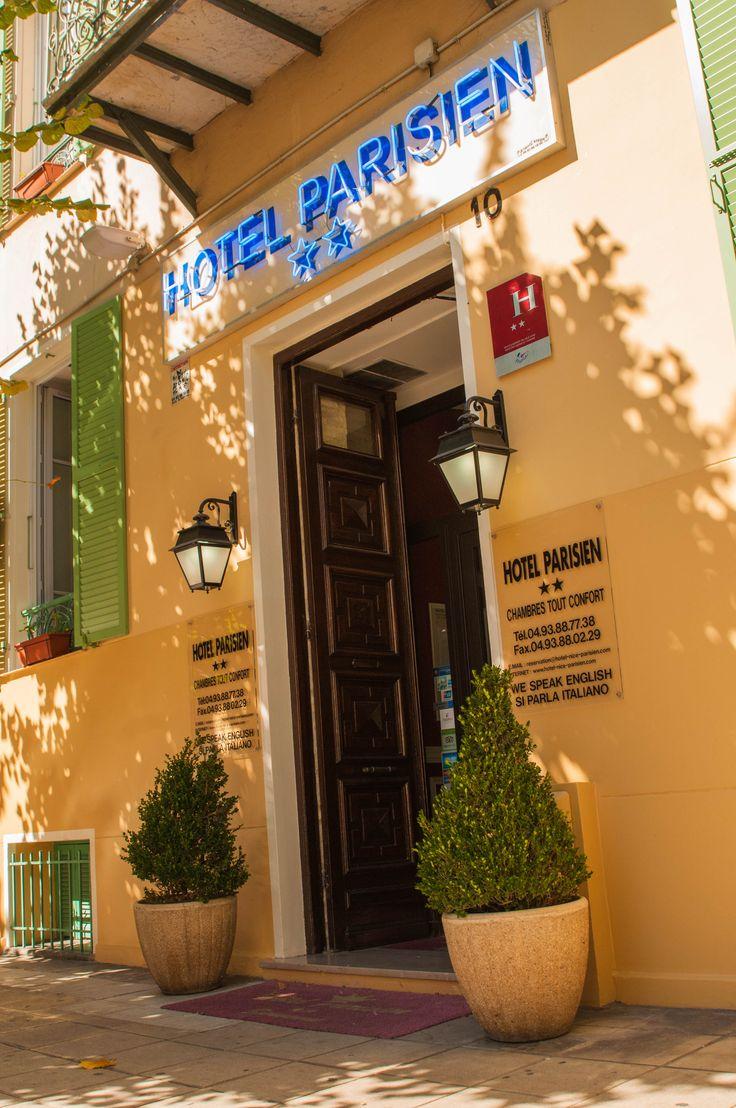 Hotel Parisien, 10 rue Vernier, 06000 Nice, France