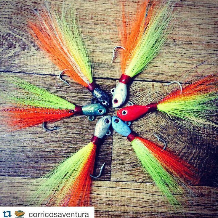 #Repost @corricosaventura with @repostapp. ・・・ Gordon Jigs, a melhor isca para sua pescaria de #tucunare #traira #robalo . Fabricação própria da @corricosaventura , não deixe de conferir!! #pesca #pescariaesportiva #jighead #streamerjig #pesqueesolte #tucuna #amazonia