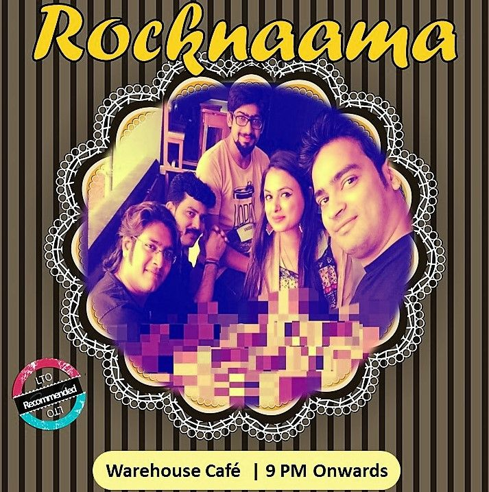 Dilli Ki #Sardi....Dilli Ka #Music...n Dilli ka Band #ROCKNAAMA !!  Catch this #DILLI Ke #DILWALON ka #BAND Rocknaama get your evening spirits up to a new level ;) tonite @ Warehouse CAFE , CP!  Book Rocknaama for gigs @ www.localturnon.com/bookings  #turnon #music || #turn #ON #happiness || TurnON #Life !